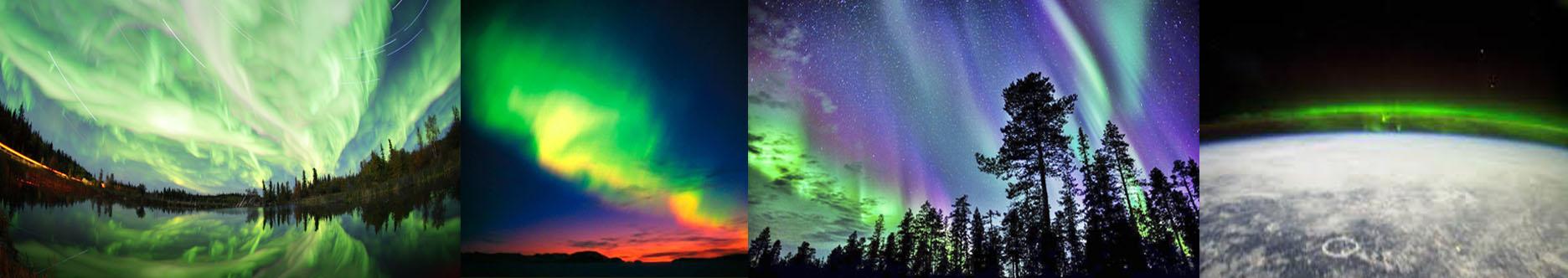 Northern + Southern Lights Aurora. www.seo-social-marketing.com